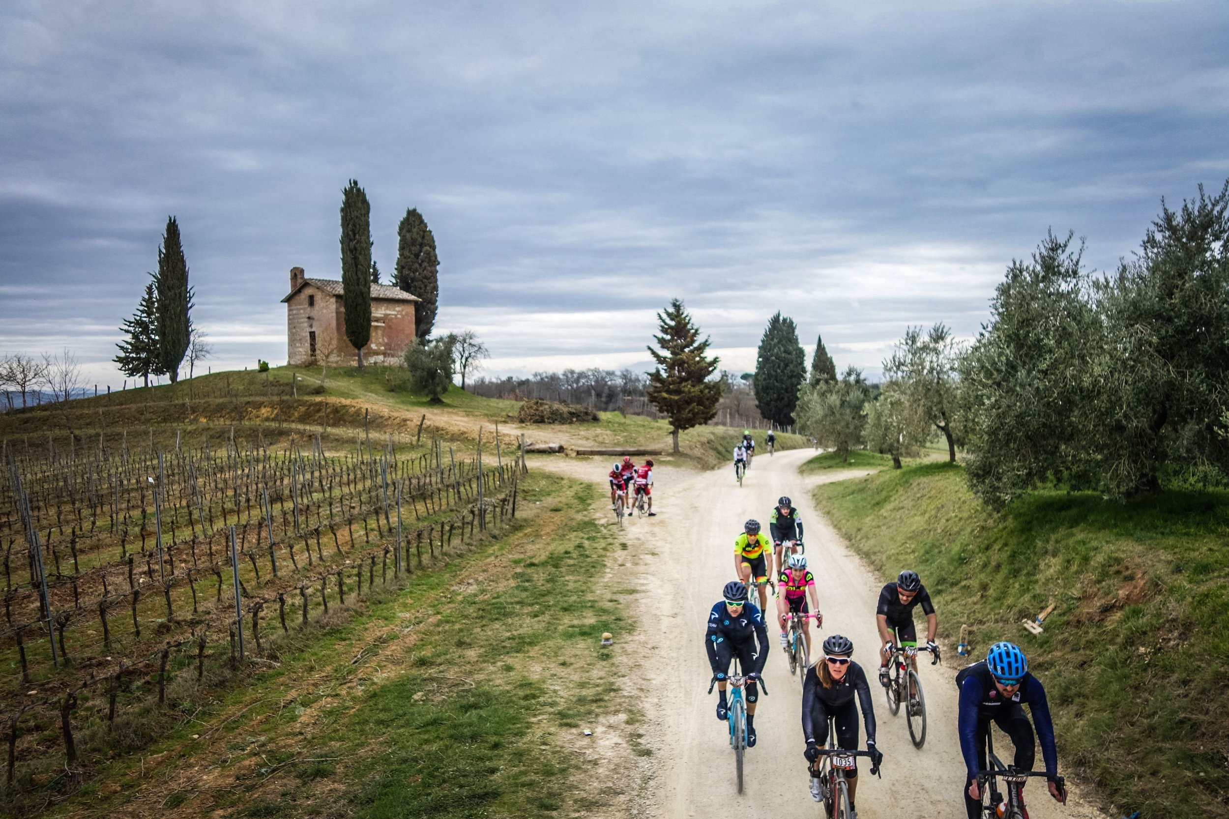 GF Strade Bianche - COMING MARCH 2020