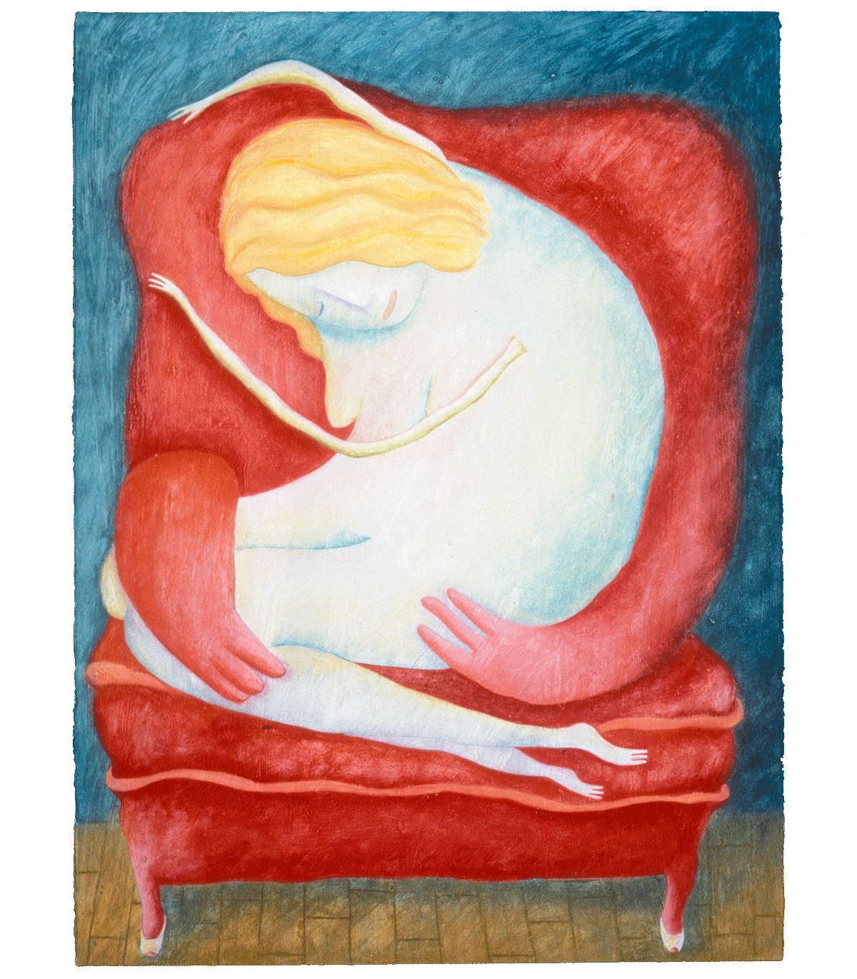 virginiahalstead.com/Paintings/The-Mother-Chair.png