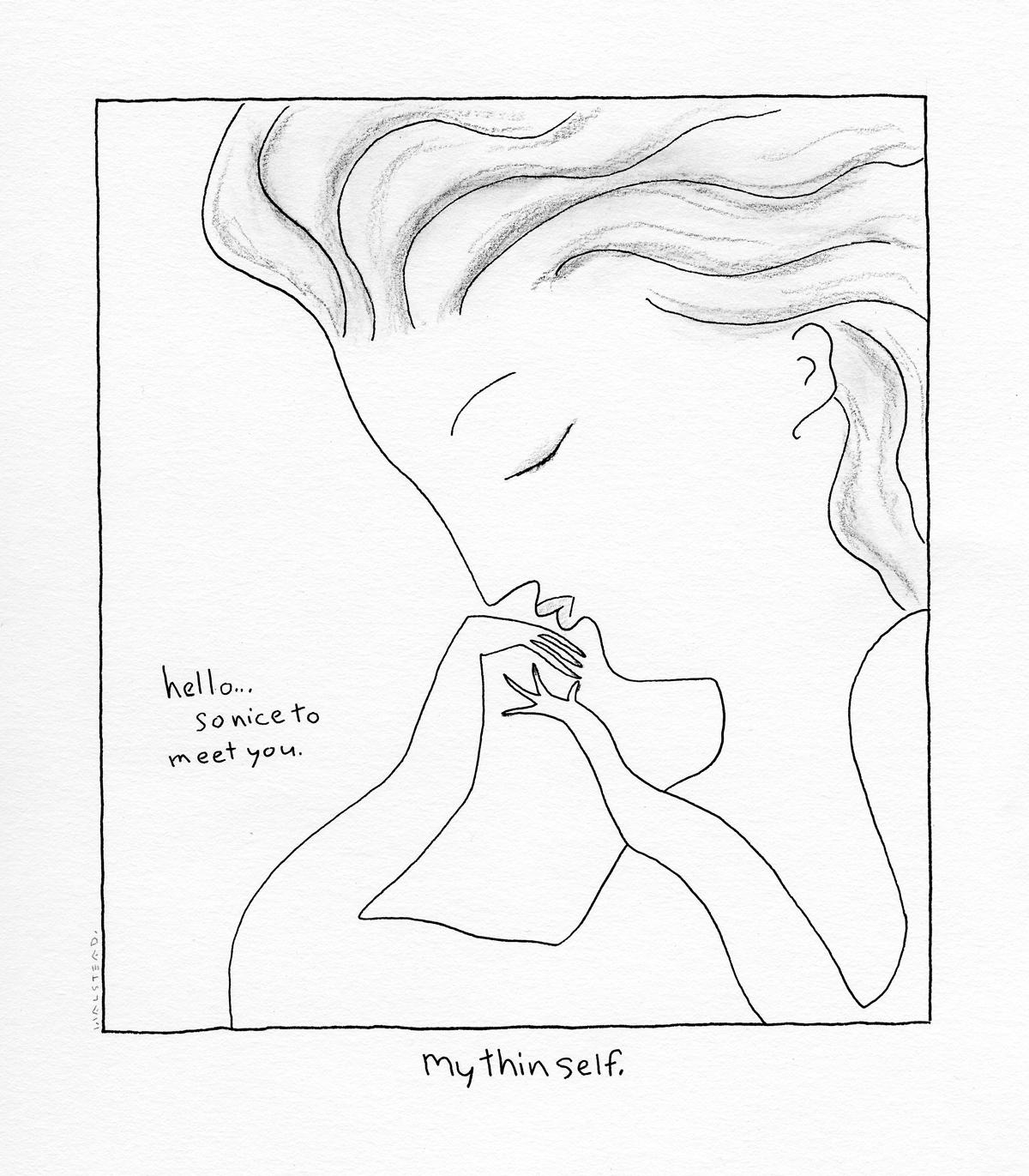 virginiahalstead.com/Drawings/My-thin-self.png