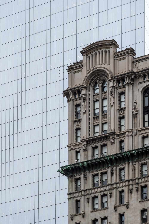 Façades à New-York city - Numéro 9