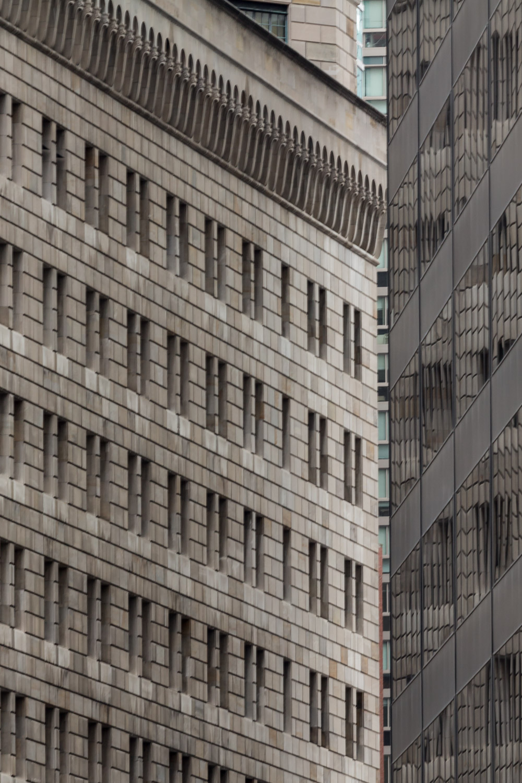 Façades à New-York city - Numéro 12