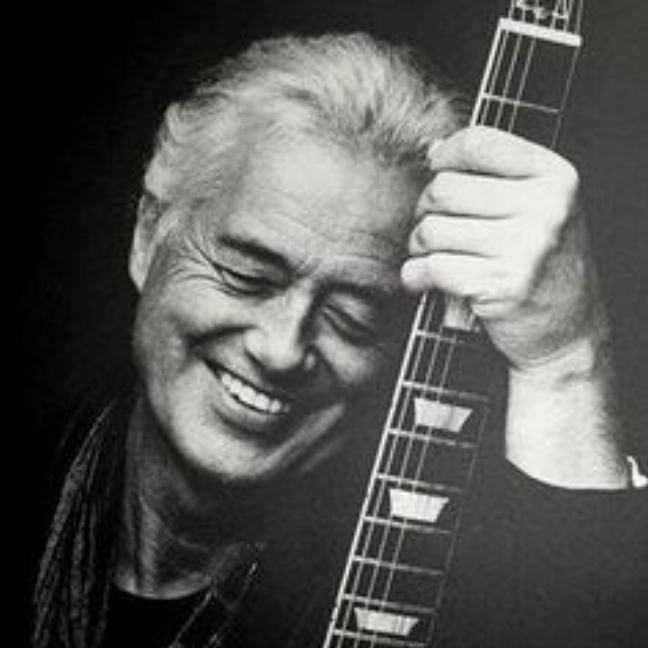 "Jimmy Page, Led Zeppelin   "" Michael it's really great to hear our music played with that amount of talent, flair and passion.""     'The Rain Song'  instrumental acoustic piece is one of the songs Jimmy is talking about. It's a really beautiful instrumental piece that Michael performs in the acoustic set!"