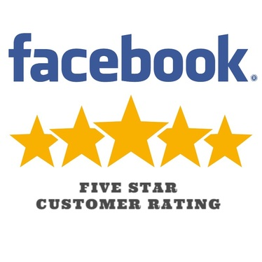 Facebook reveiw badge
