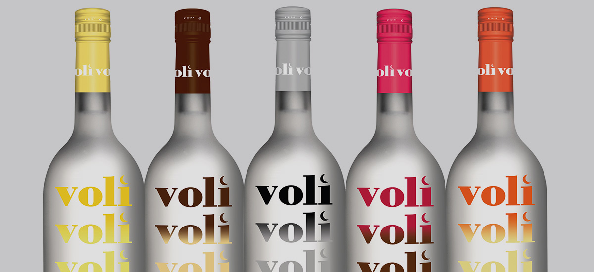 Voli Vodka -