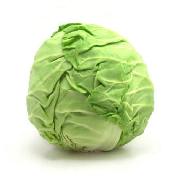 Green Cabbage. $4.00 per Head.