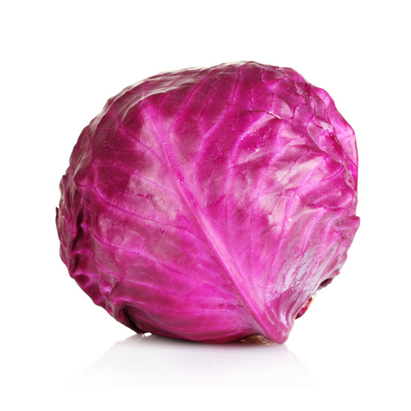 Red Cabbage. $4.00 per head.