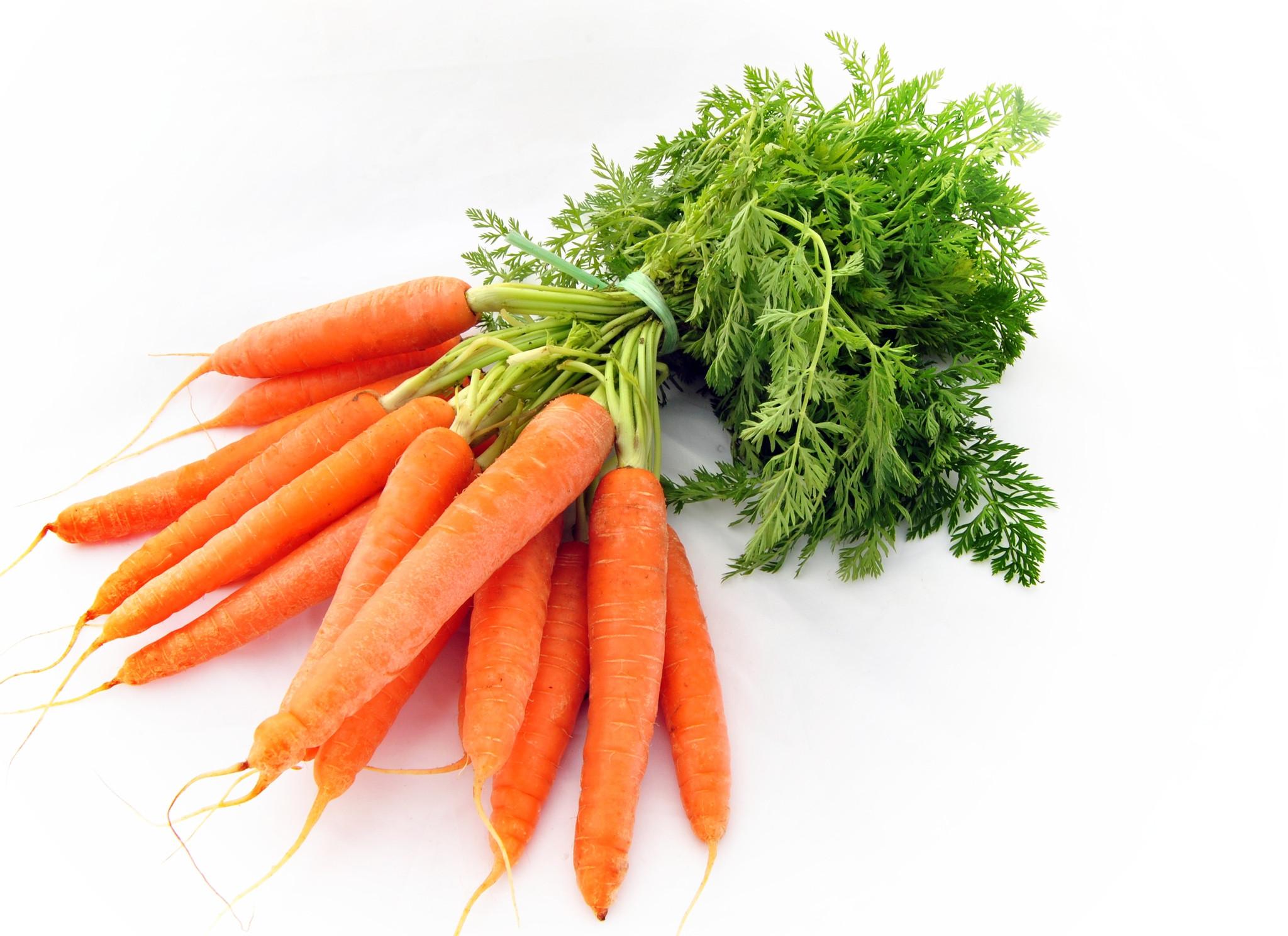 carrots. $1.50 per Pound.