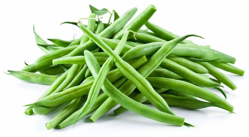 green beans. $2.00 per pound.