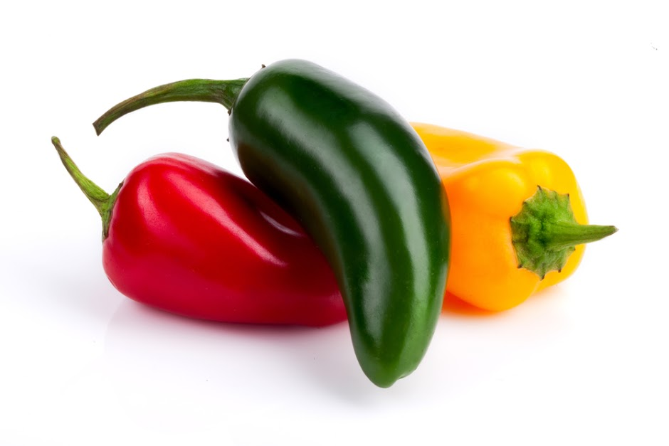 jalapeno peppers. $2.00 per Pound.