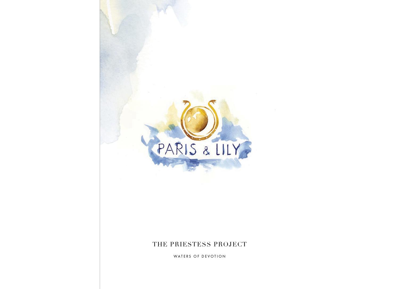 Paris & Lily Waters of Devotion & Priestess Project / Hillary Bott Sorrentino