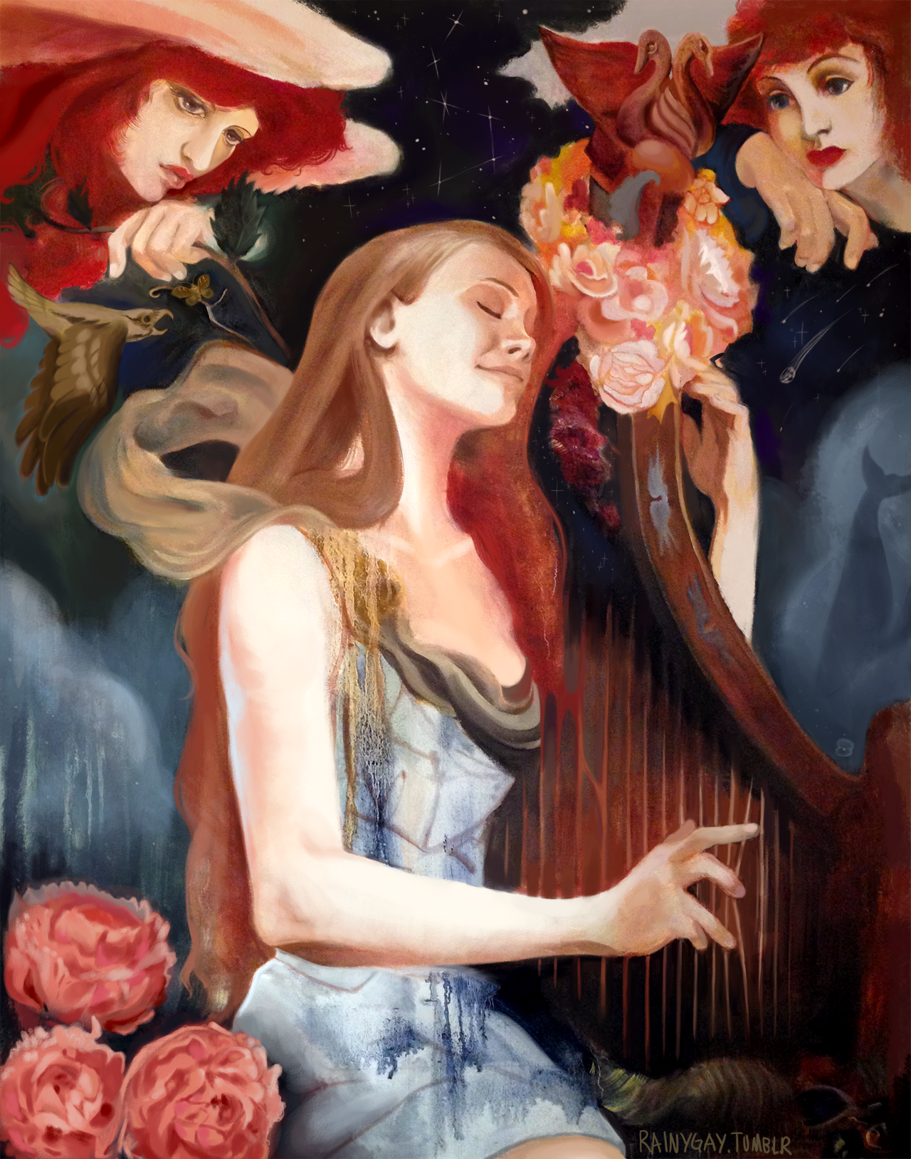 joanna newsom tribute