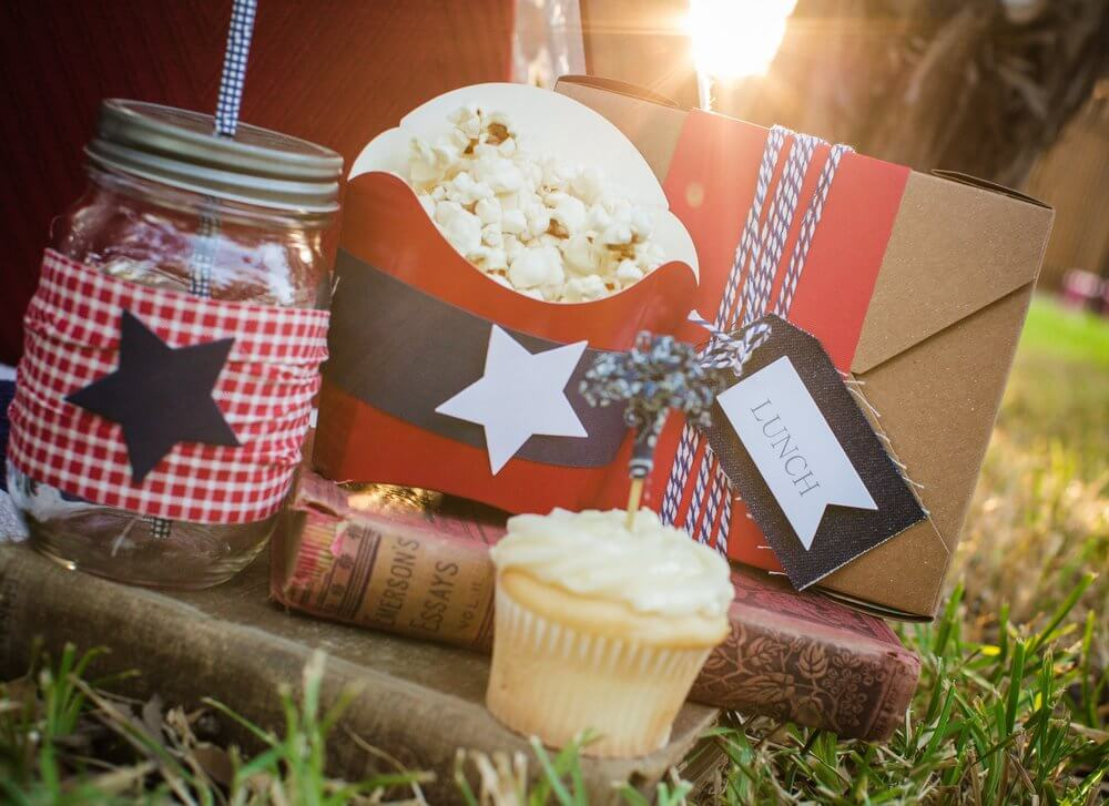4th of July party ideas and decor