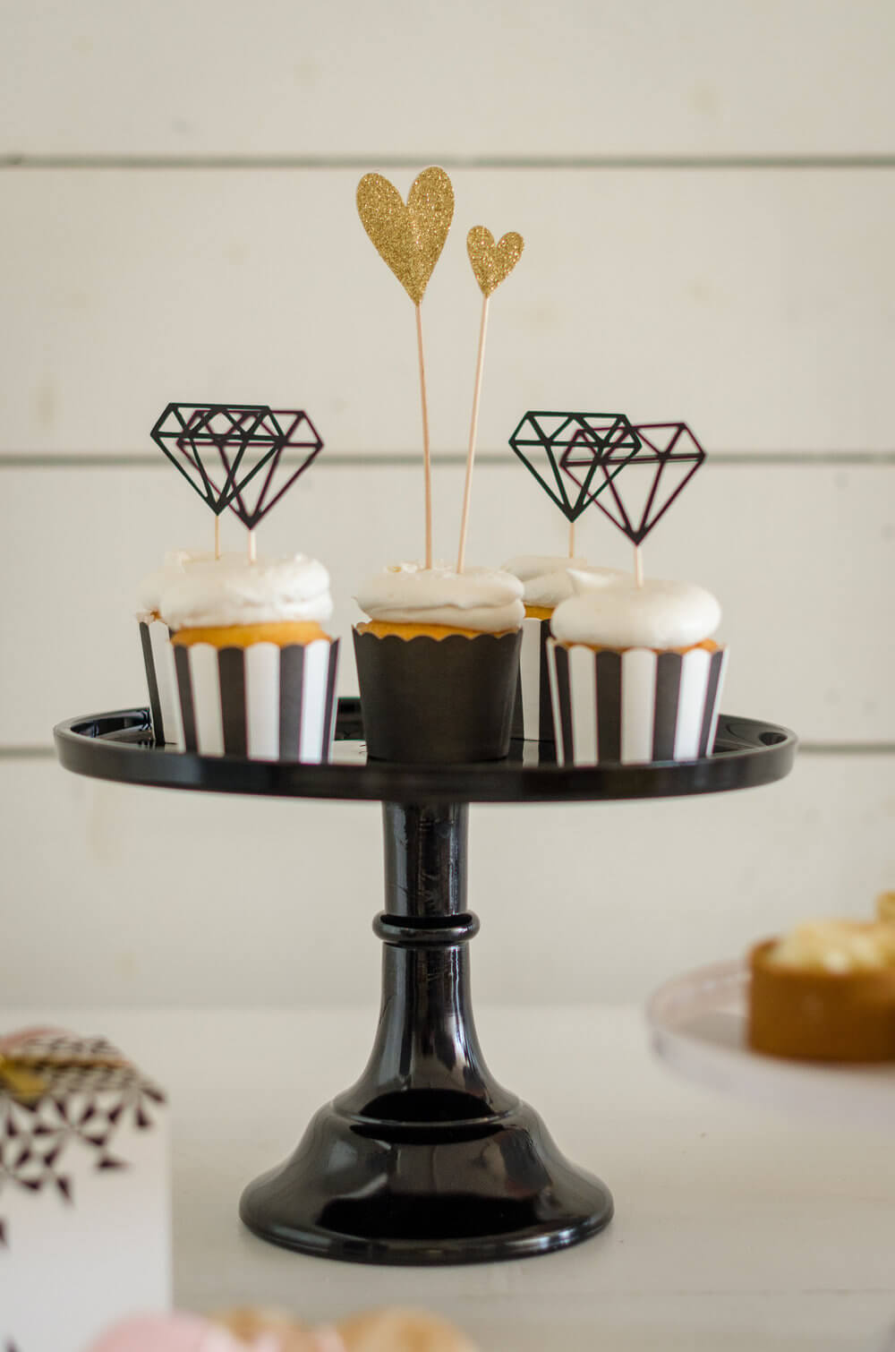 Bridal Shower cupcake ideas and more
