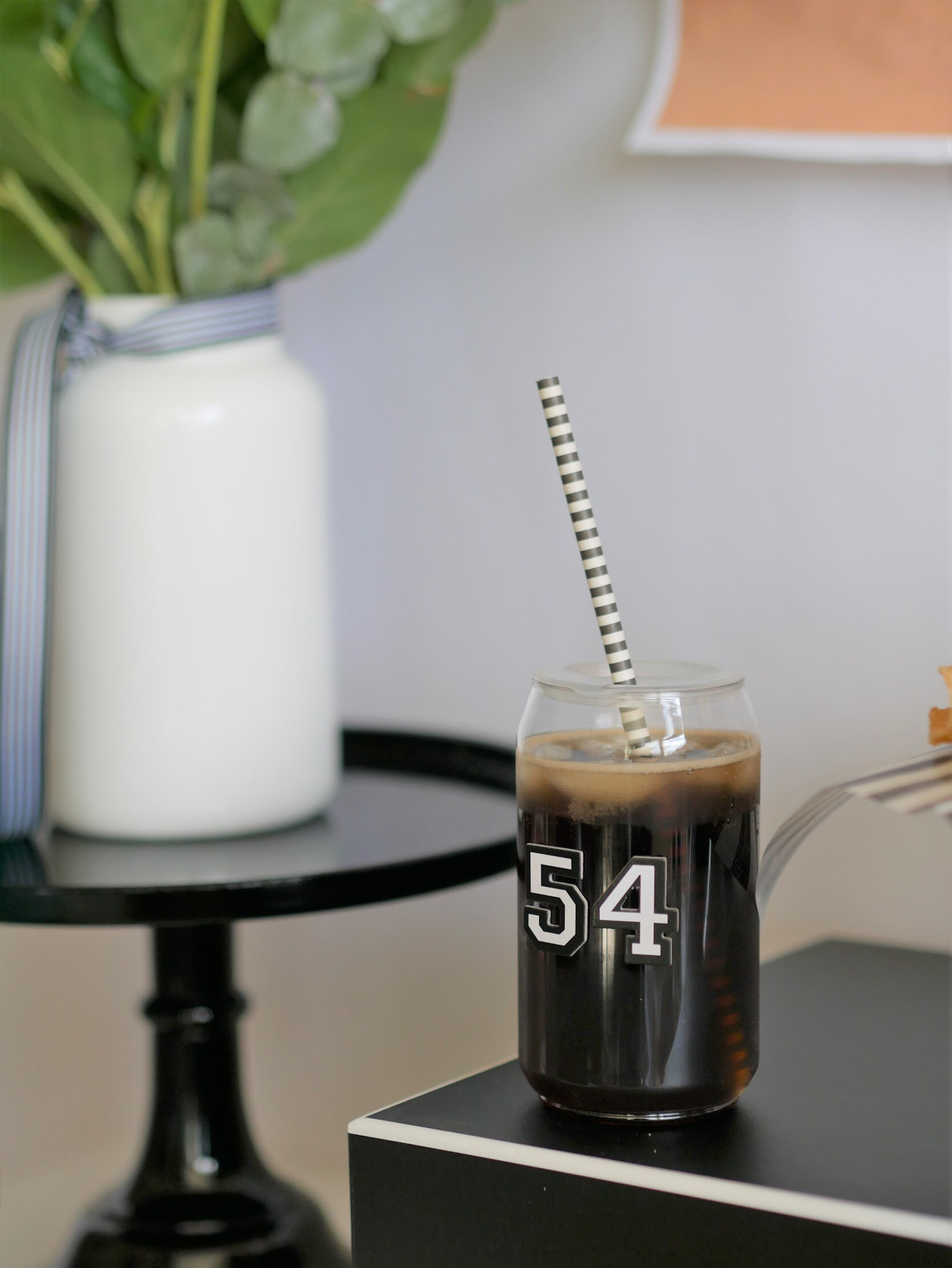 Soda shaped cups from TossWare