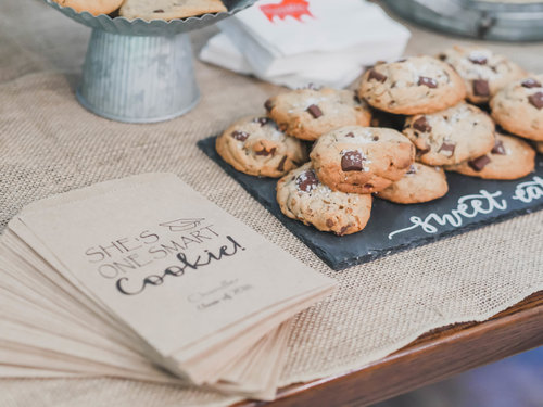One Smart Cookie Graduation Party Idea