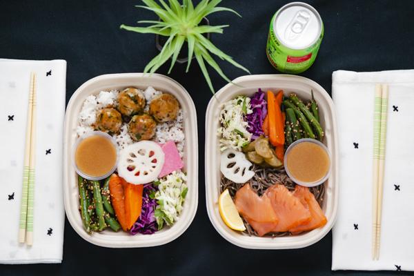 Bento Box lunch idea from Bento Picnic