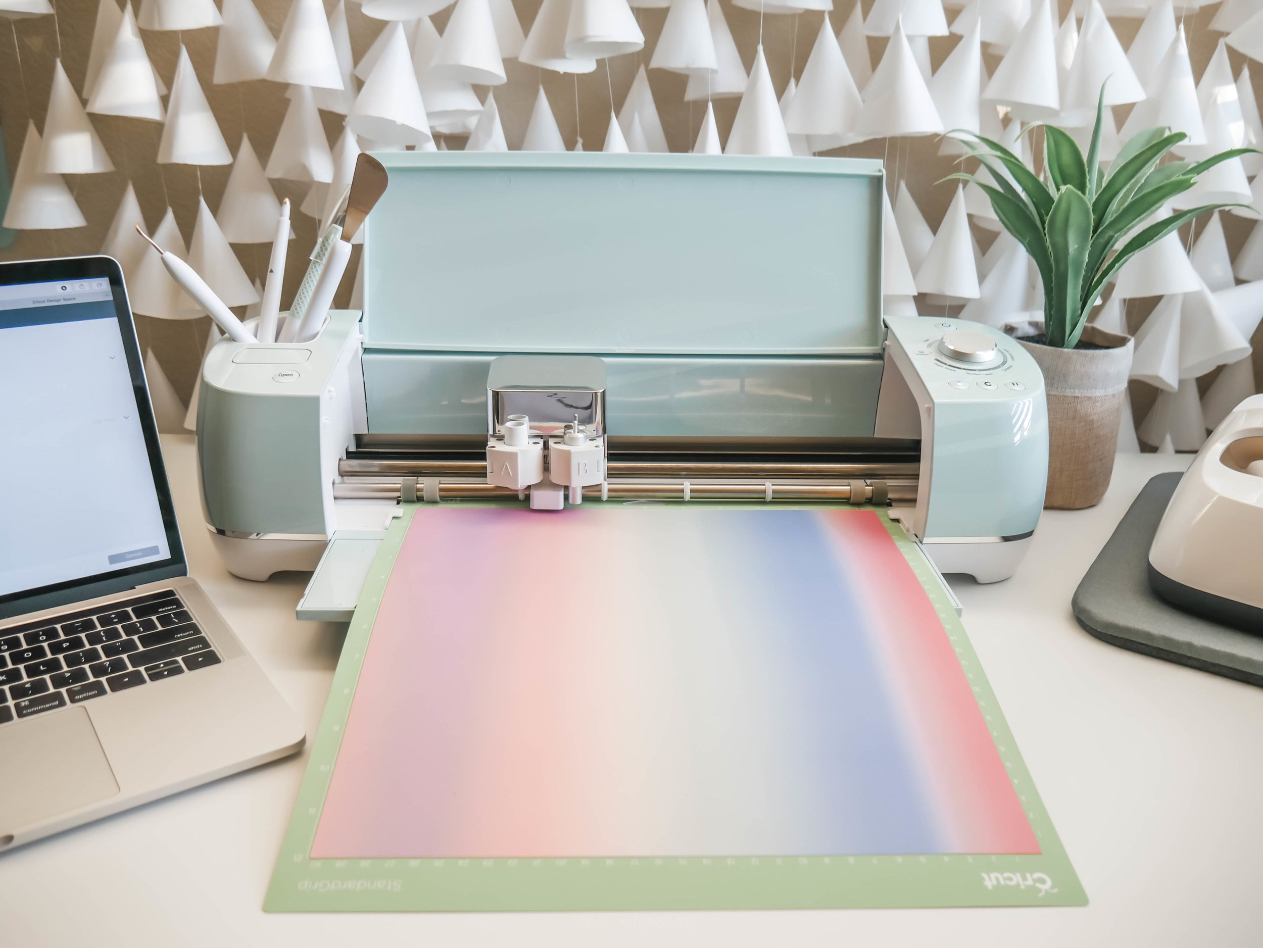 DIY ideas for the NEW Cricut Infusible Ink available at Michaels- DIY, Parties and more from Mint Event Design, How to use Cricut's Infusible Ink available at Michaels, Cricut DIY, Cricut Infusible Ink DIY and How to, step by step infusible Ink DIY