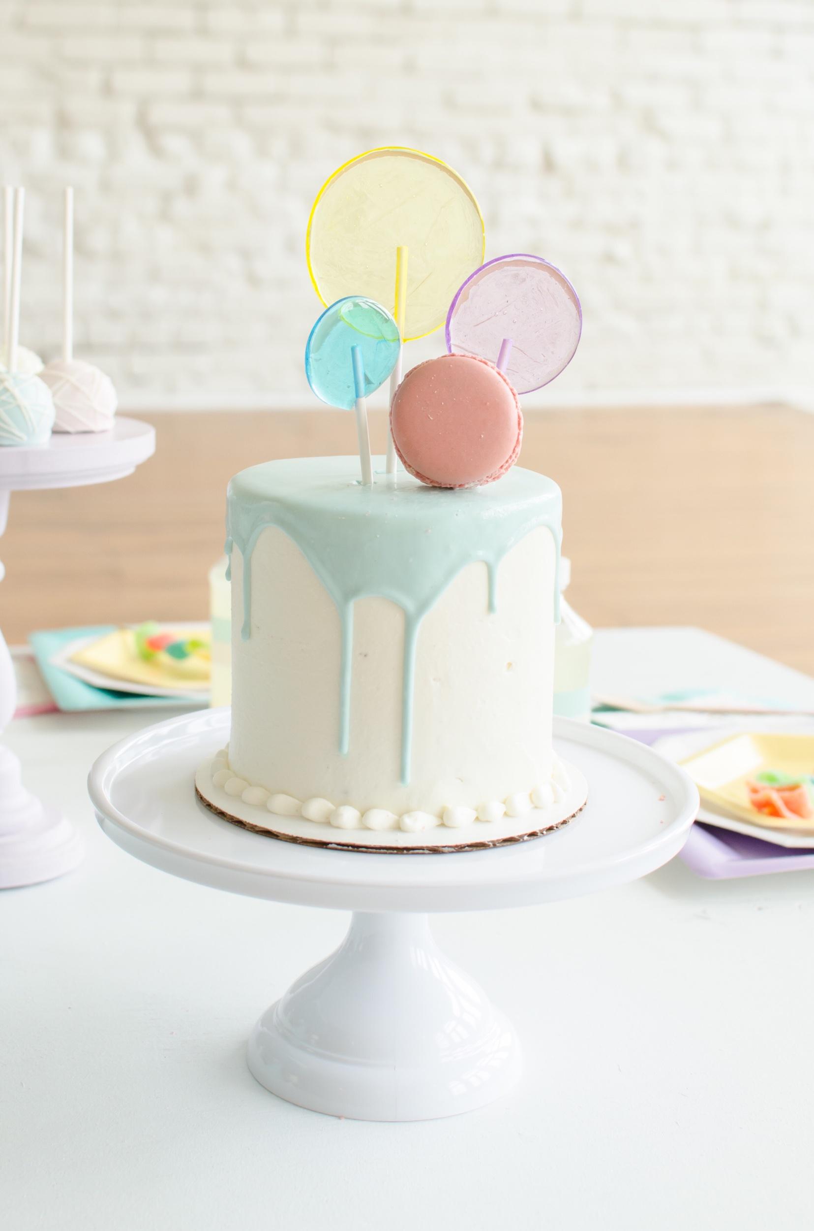 Bubble themed birthday party ideas
