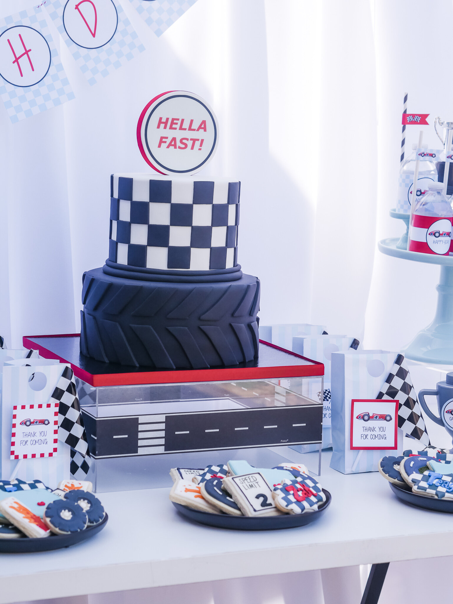 The Best Race Car Birthday Party Ideas Mint Event Design
