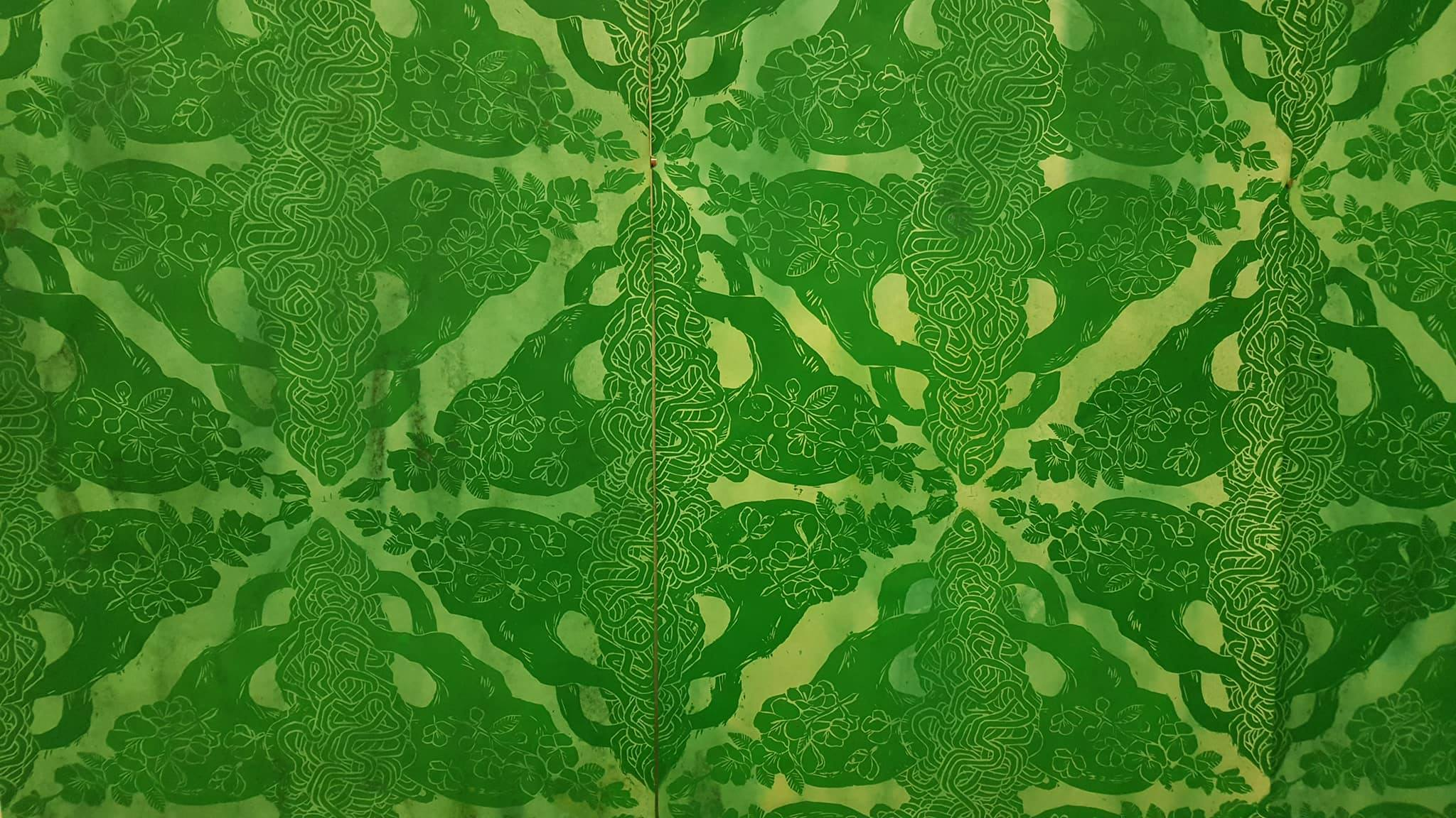 Green Wallpaper Series