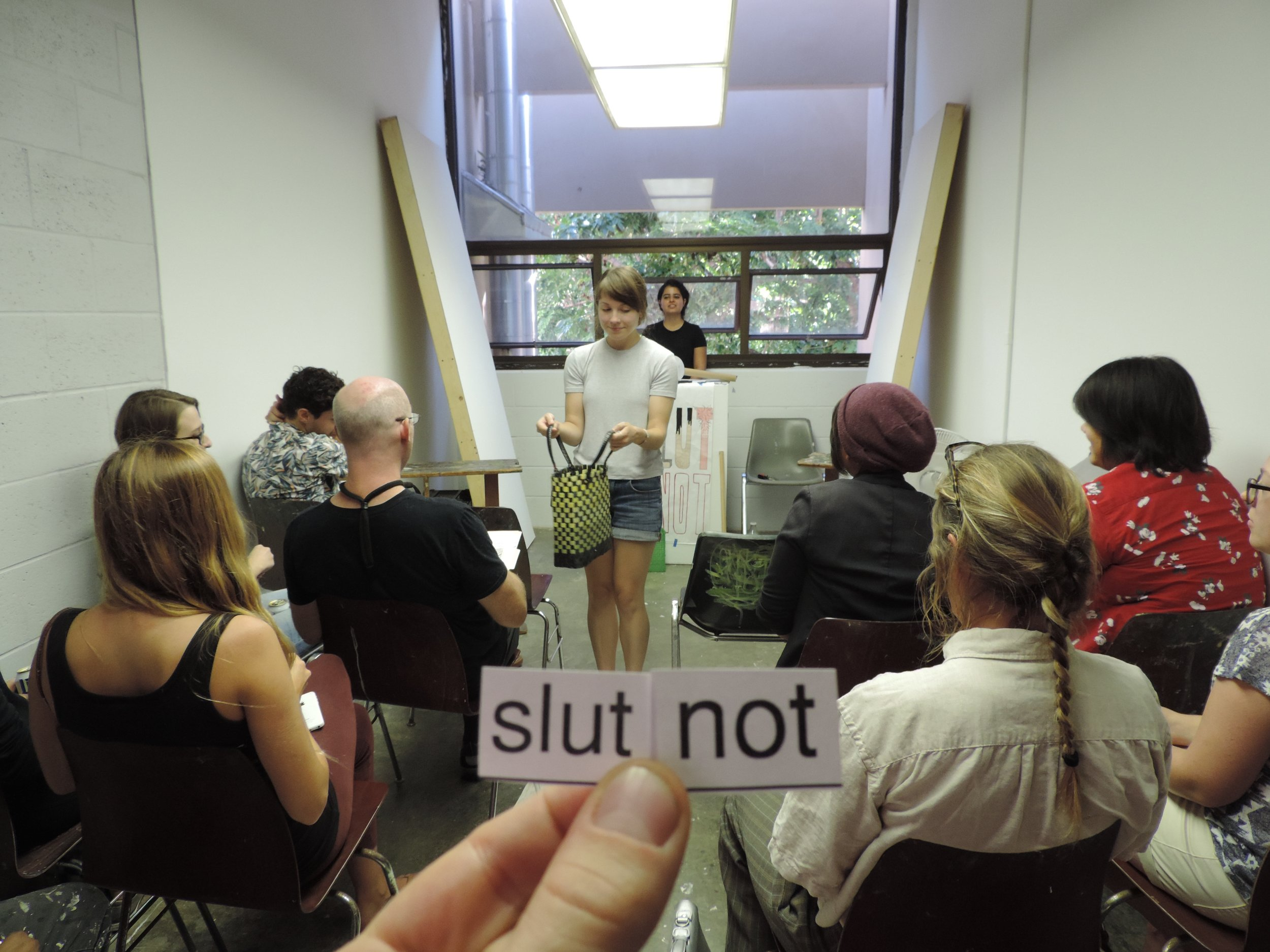 Slut or Not  : The application of human moral guidelines to non-human persons.