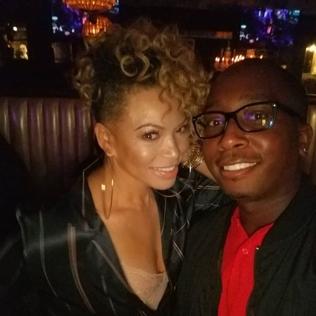 Found all my old pics today lol. Right when I was getting in my comedy flow I had the pleasure of performing at Xen Lounge in Studio City courtesy of Tisha. Hey @tishacampbellmartin, I'm ready to make that comedy night happen again whenever your are, miss those shows! #letsgo #BestLifeEver #Comedy