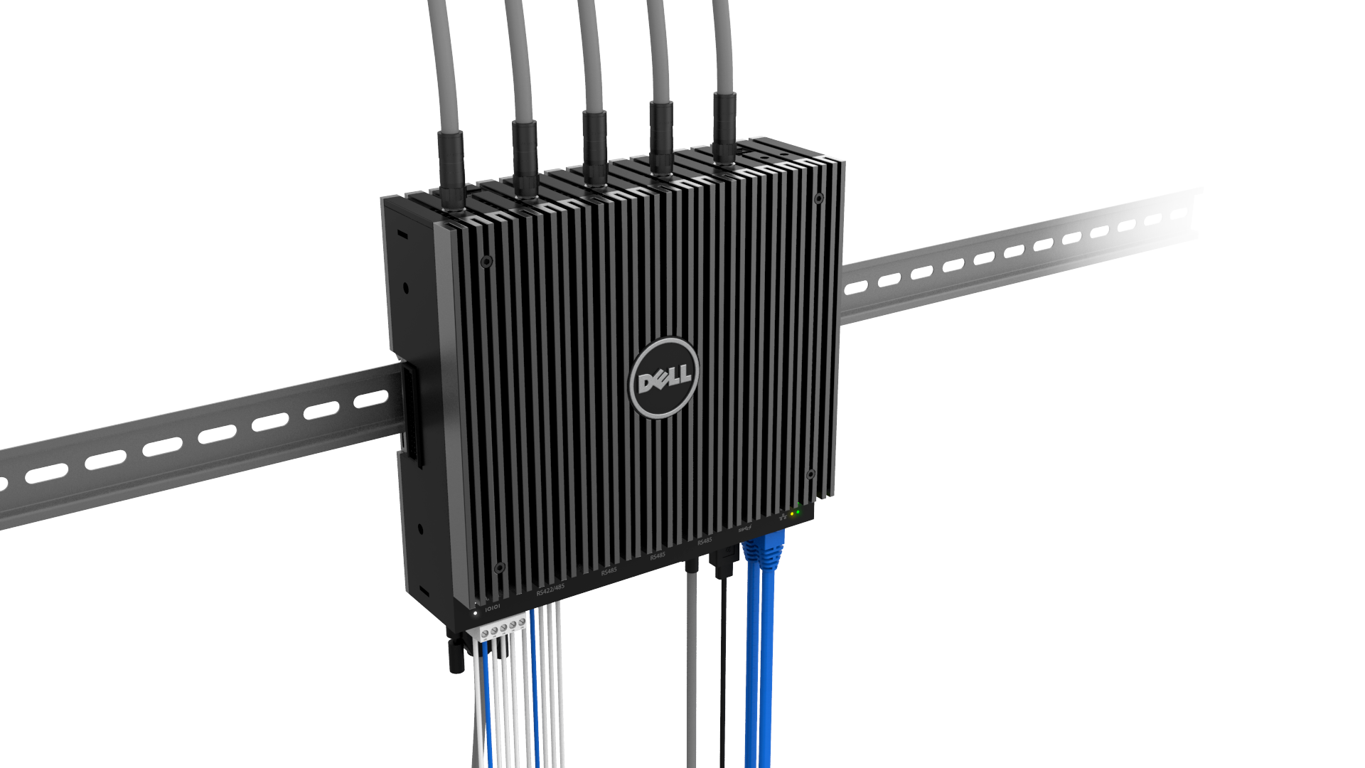Setting Standards - Defining the award winning design language of an entirely new product category for Dell launching them into the Internet of Things (IoT) product market.