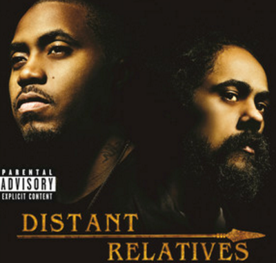 Distant Relatives - Damian Marley/Nas