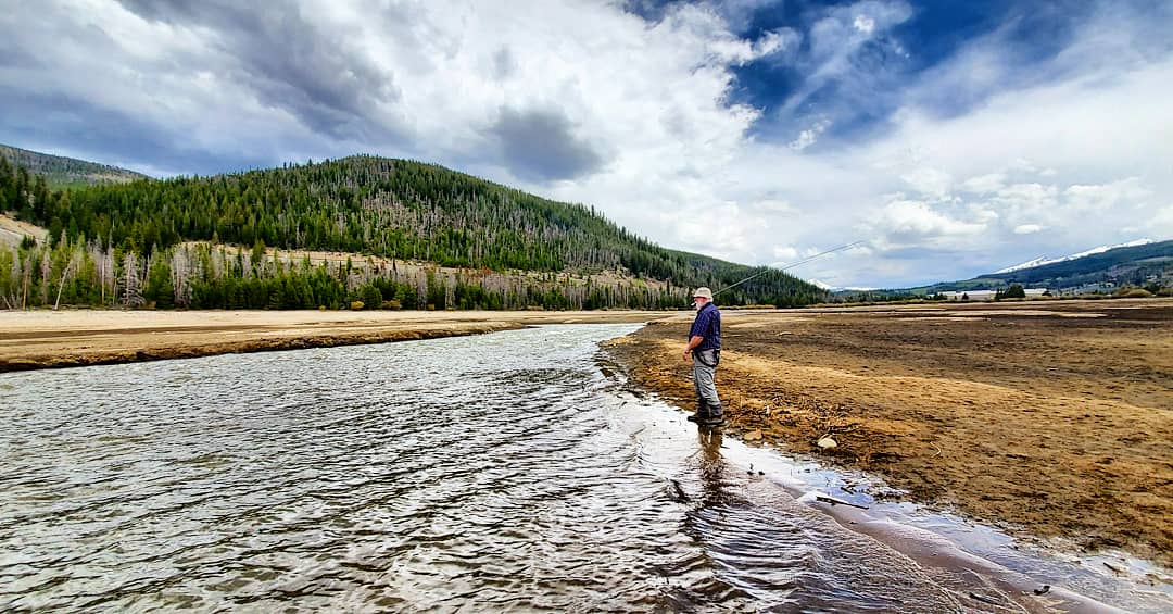 With views like these, and top notch guiding look to Silver Flask Fishing for a once in a lifetime fishing tour on the fly.