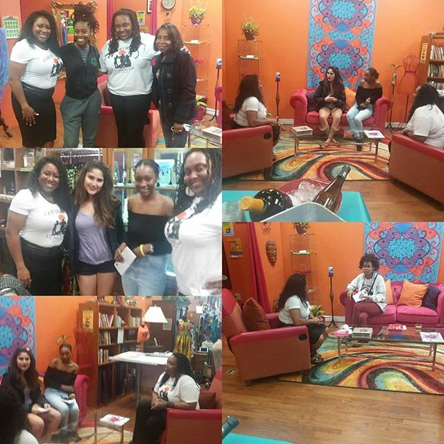 Love and Light! What a beautiful evening IAMS appreciates everyone that attended our donor event! Please visit our website www.iammysistas.us to contribute. We are now accepting applications for our 2018 scholarship Deadline is June 6th! Apply on the website. See you at the next event!