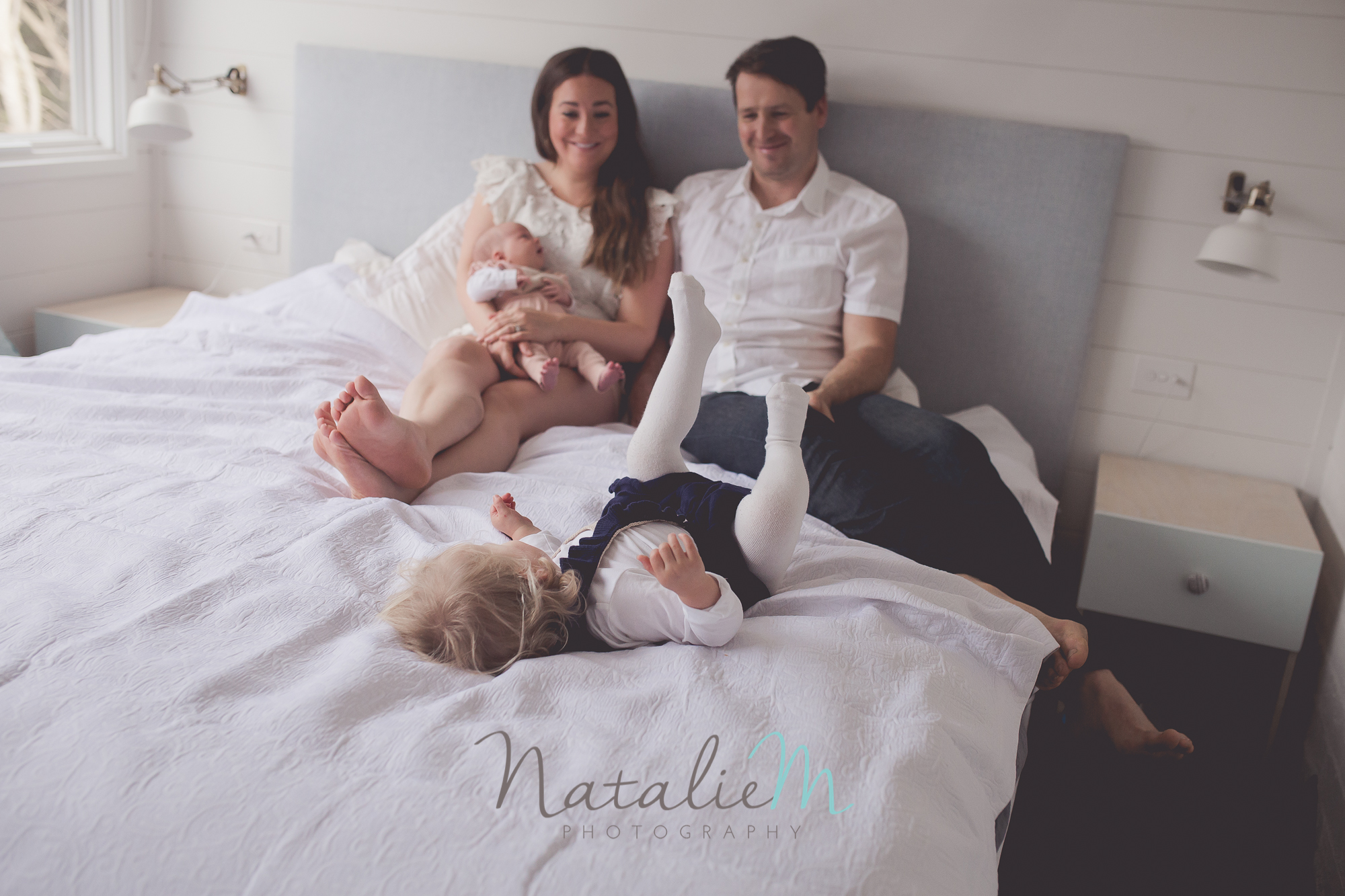 At Home Lifestyle Newborn - $850 - Includes up to two hours in your home taking relaxed, informal, unposed images of your family and newborn.All 40 edited images as high resolution download.$50 towards prints or album - Choose your own size.