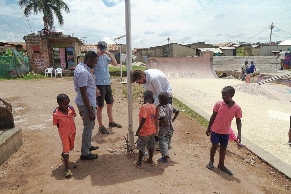Implementing Taiyo Hub - Kampala, Uganda