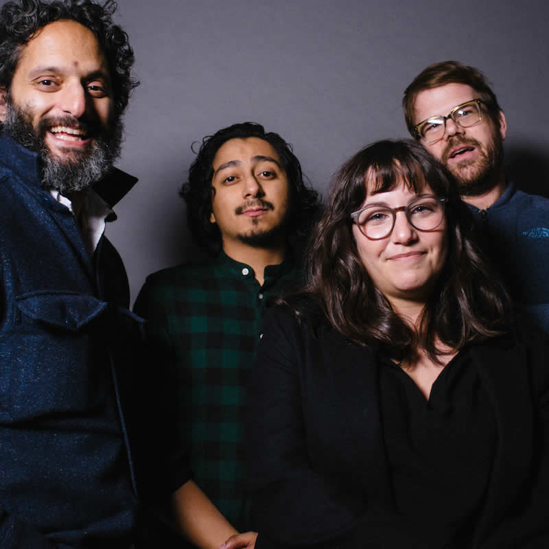 <b>HANNAH FIDELL, JASON MANTZOUKAS</b><br>THE LONG DUMB ROAD<br>November 1, 2018