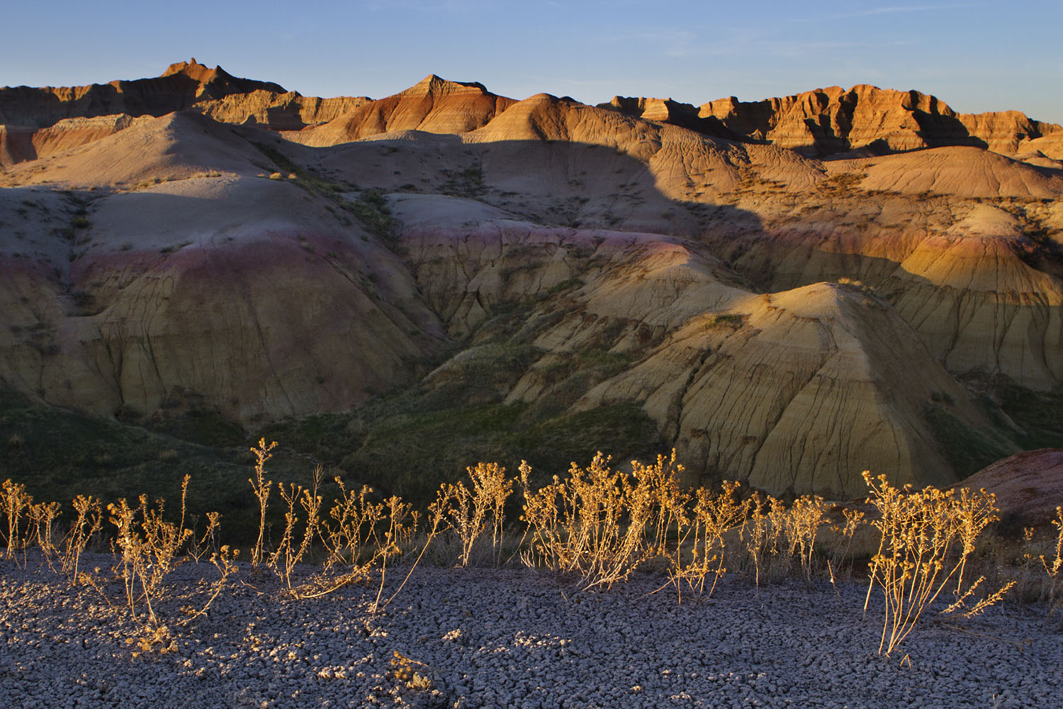 Badlands II