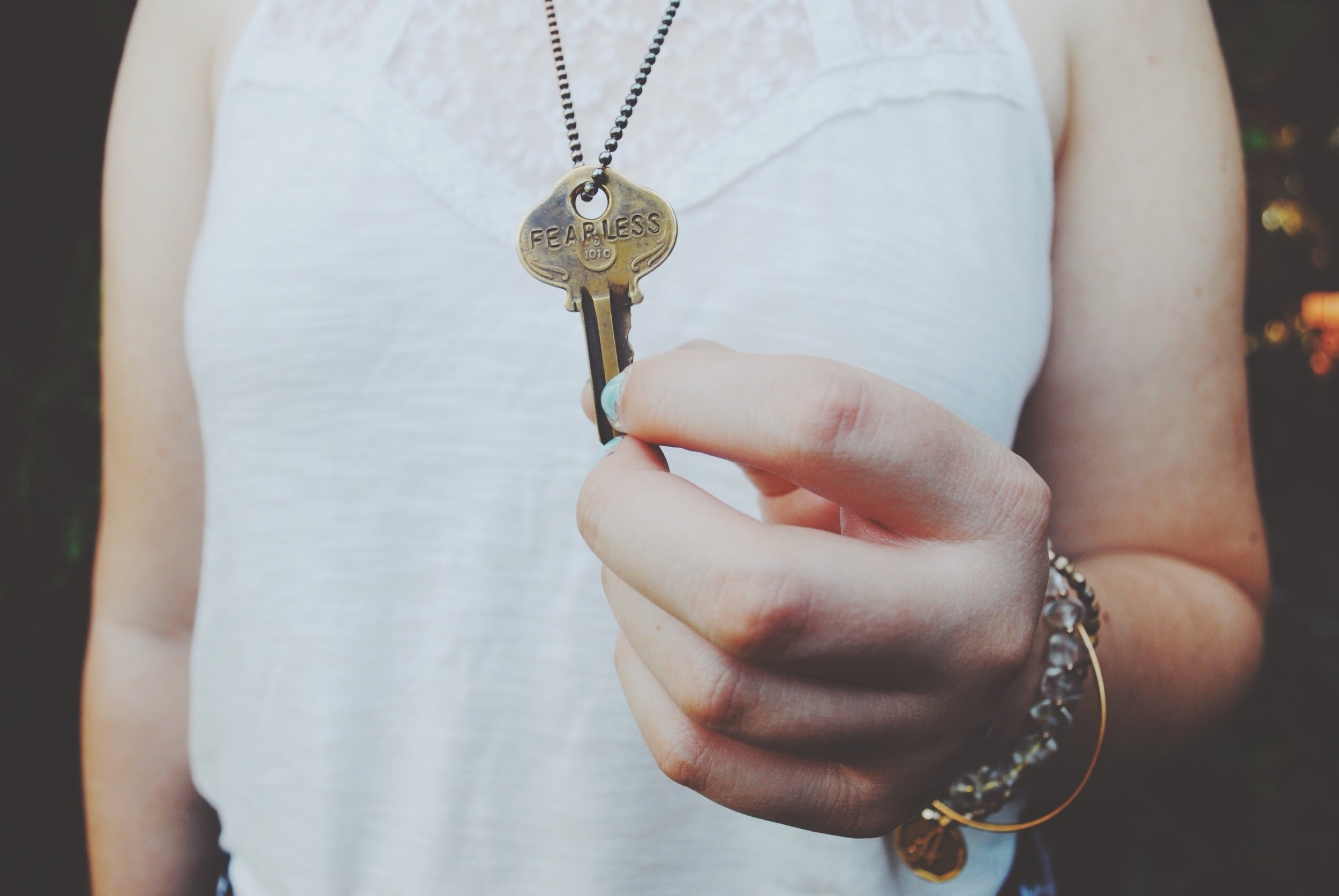 fearless key