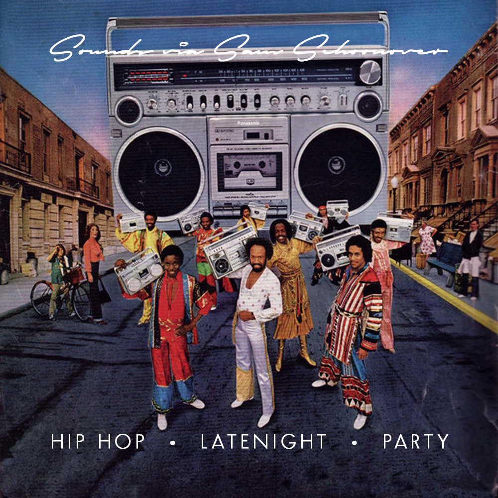Hip Hop • LateNight • Party