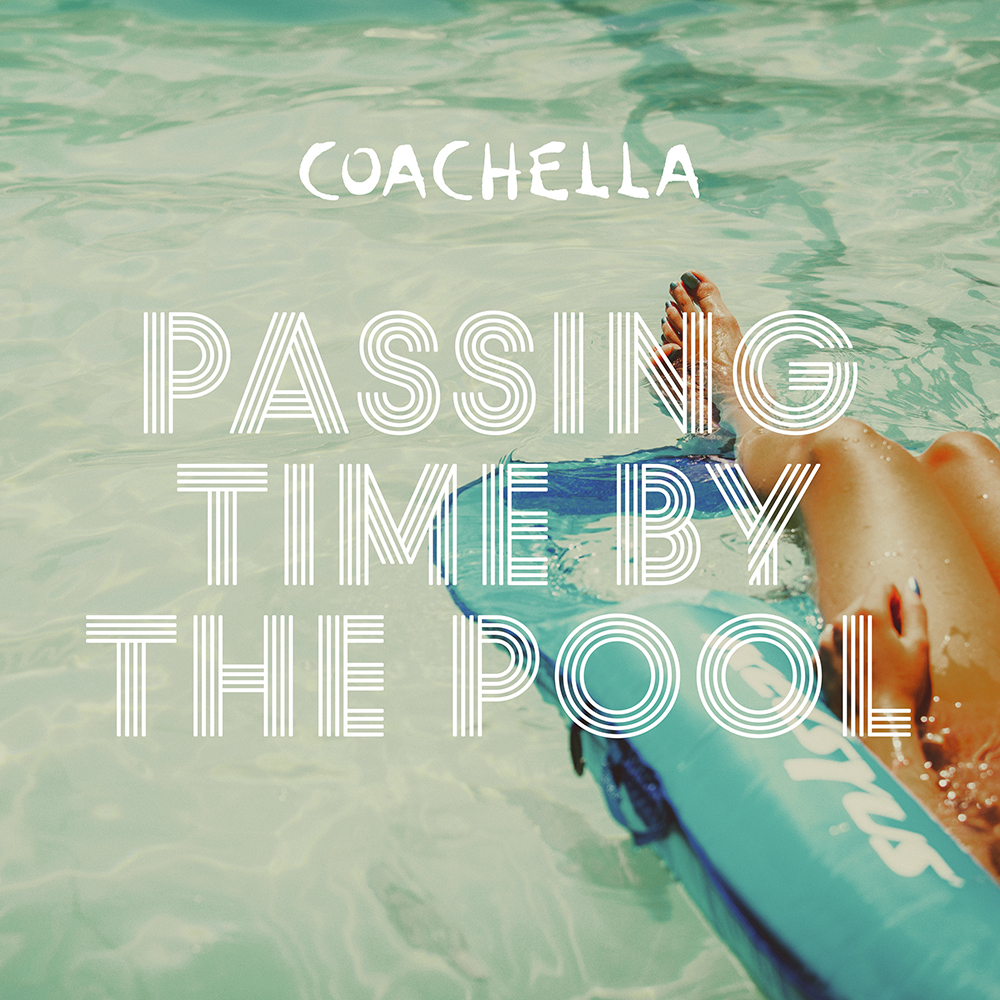 The sun is high, but your spirits are higher. If you're not lounging poolside before the show you're doing it wrong. Let this music guide your feet and your day will be complete!