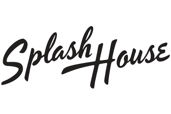 I curate a playlist for each of Splash House's stages
