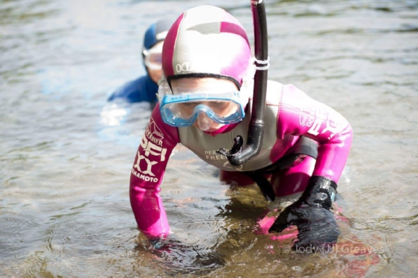 SNORKELER  This entry level certification course is for individuals who want to learn the basics of surface snorkeling or limited freedives for the purpose of enjoying the underwater realm in a safe, knowledgeable, and comfortable manner.