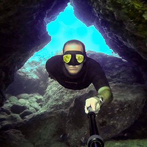 TIM ANDREWS    Instructor Level : Intermediate Freediver Instructor  Location : Oahu, HI, USA