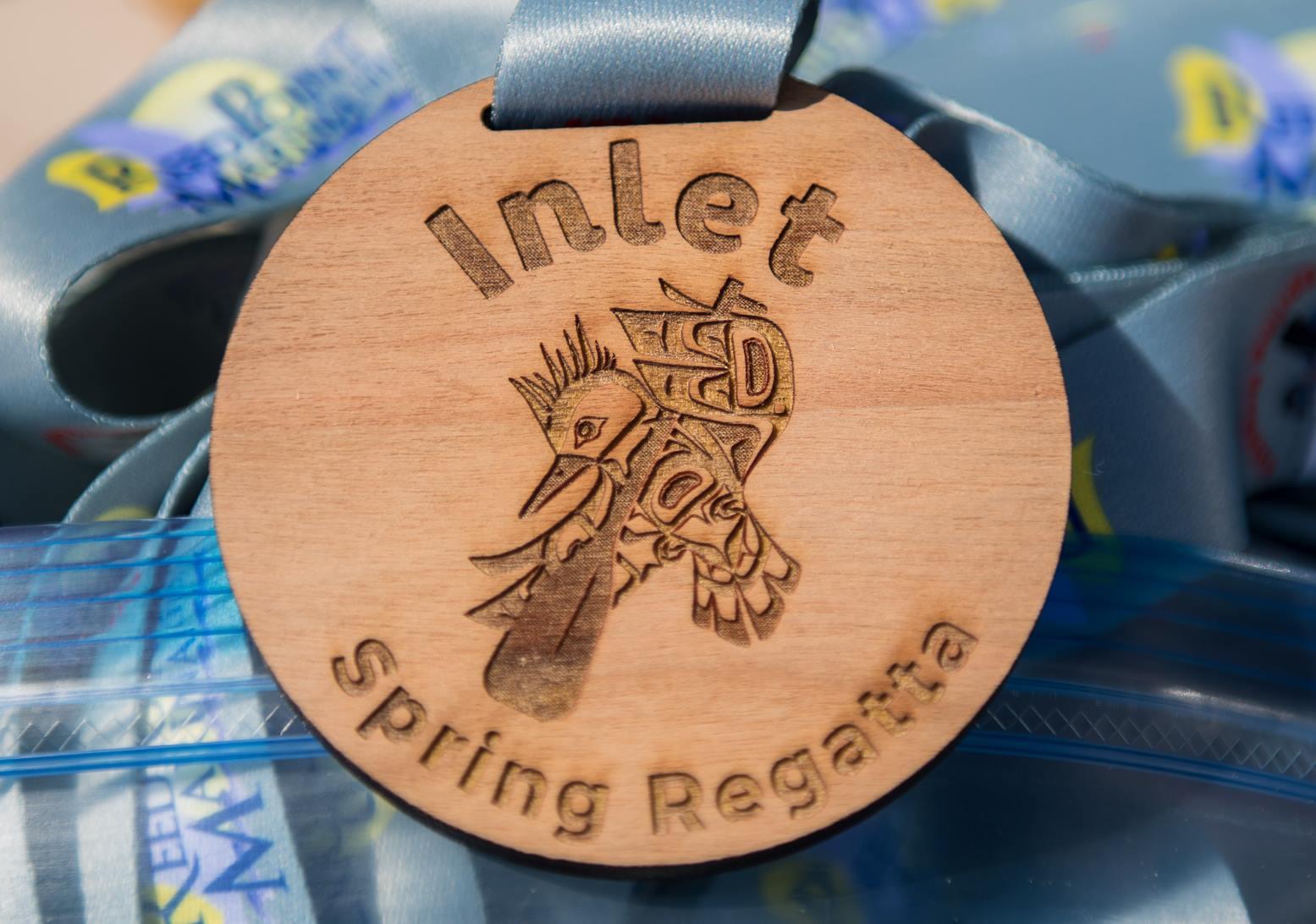 An Inlet Spring Regatta WOODAL. They float too! (Photo: Jurgen Kaminski)