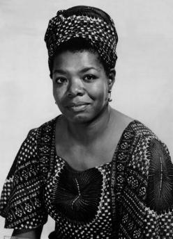 May Angelou