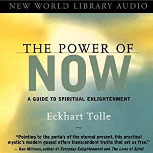 Currently Listening (via New Orleans public library) to this. The past is in the past, the future is in the future, the only time we have is the NOW.