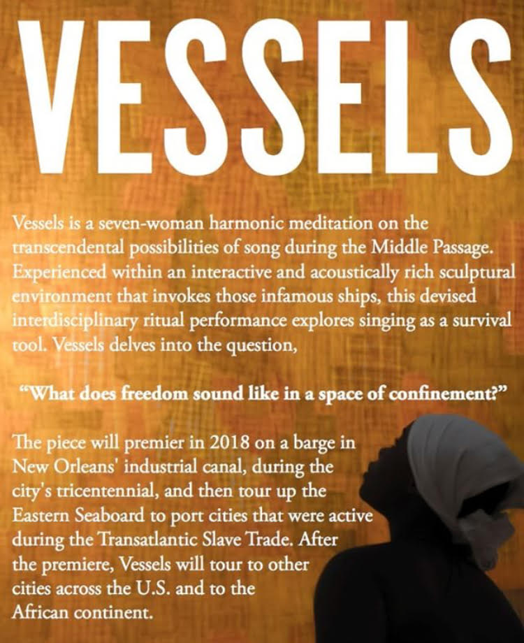Come to the  Vessels  ritual August 24th and 25th