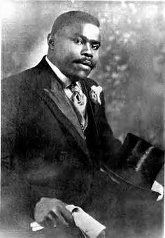 Honoring:  Marcus Garvey
