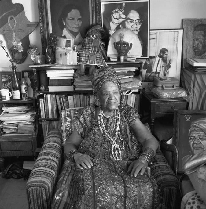 Honoring:  Queen Mother Audley Moore