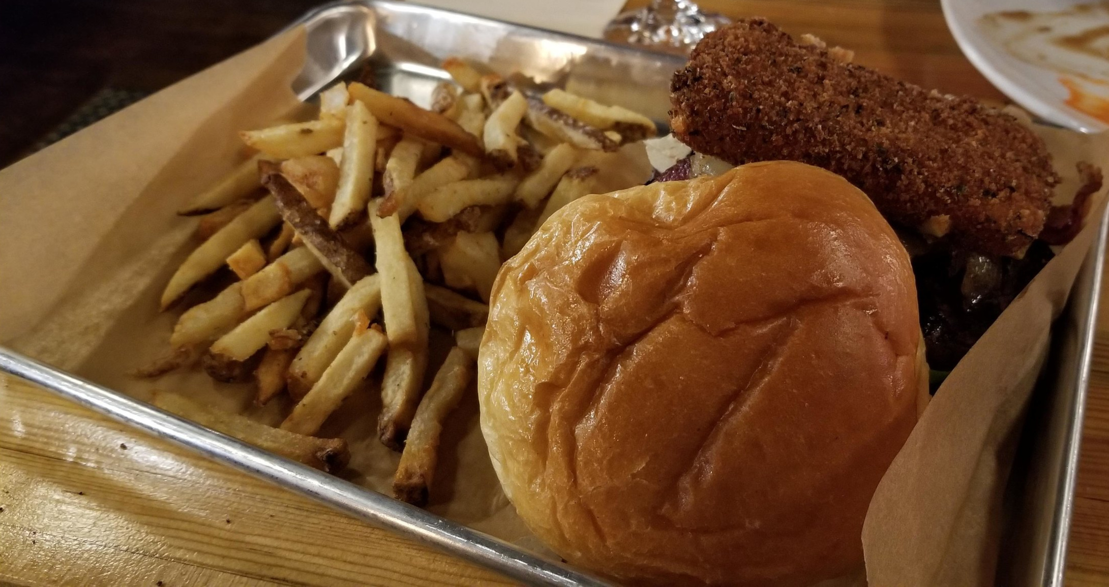 The C&G Burger
