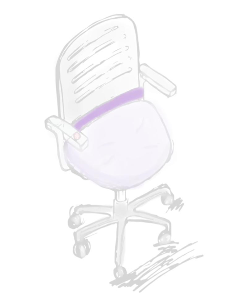 Light sensor trigger the chair