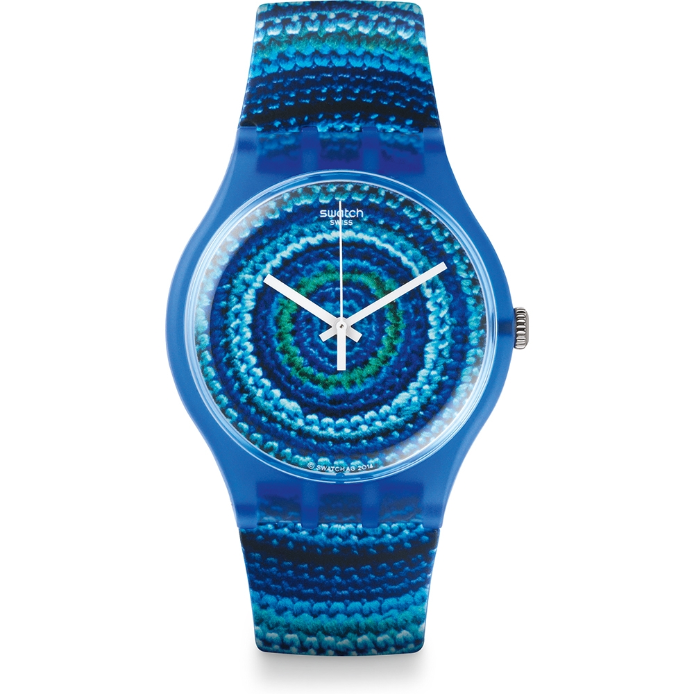 Inspiration - The inspiration of the package design comes from this tricotime watch which creates an three-dimensional visual illumuniation.