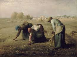 The Gleaners: This painting always helps to bring perspective to my life.